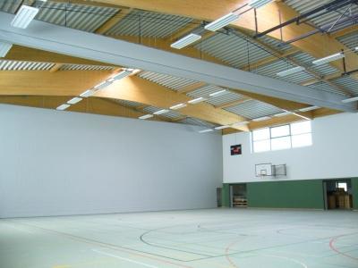 3-Feld-Sporthalle BBS