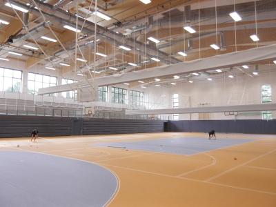 3-Feld-Sporthalle Marienberg