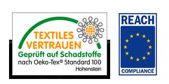 Textiles Vertrauen EU Reach Compliance