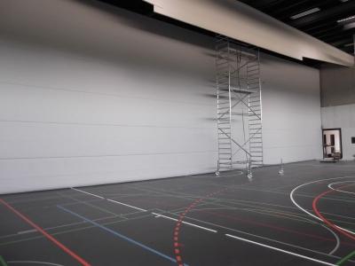 Sporthalle Gymnasium