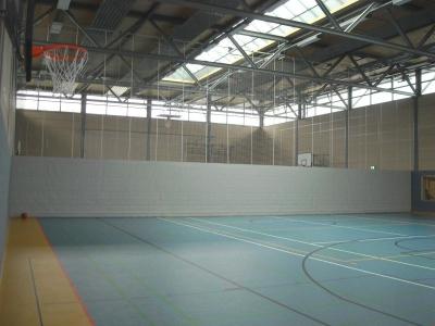Sporthalle Barnim Kaserne