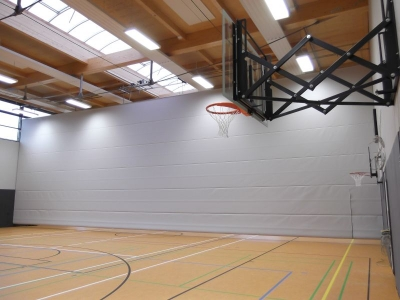 Sporthalle Hofheim HSS
